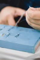 The Implant Academy Suturing Techniques Training